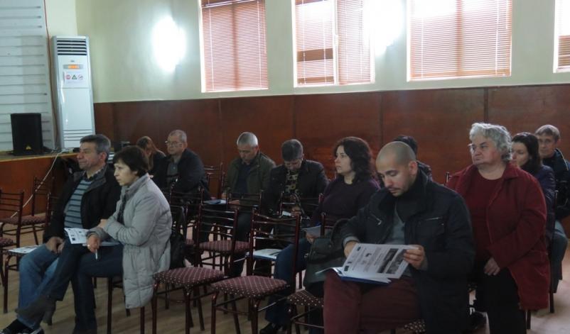 Покана за участие в информационни семинари
